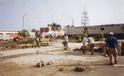 Foto archivo. Chancayllo.