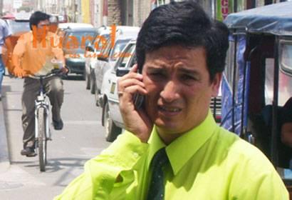 José Rey Rey ex Gerente de Transporte.
