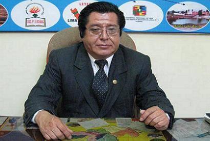 Lic. Walter Ortiz Vizarreta