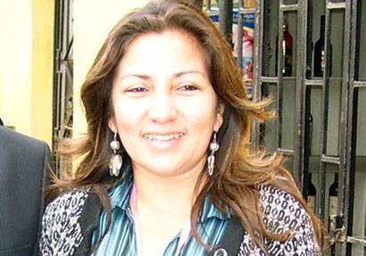 Mariluz Rodriguez Alayza.