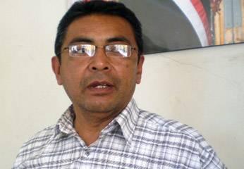 Cesar Valladares Gobernador de Huaral