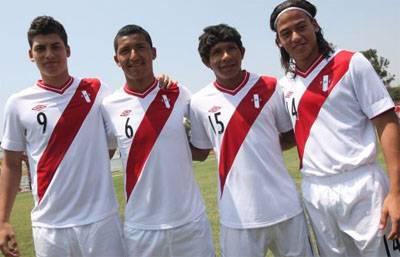 Peru sub 20