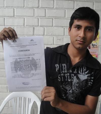 Peru descuento arbitrios