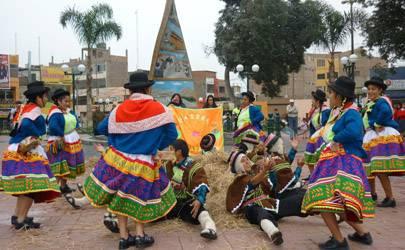 danzas huaral
