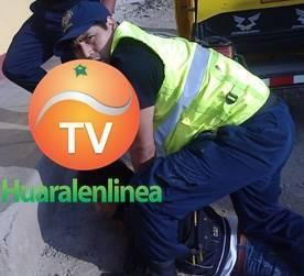 Detienen a sujeto por tenencia de replica de arma con 6 balas de calibre 38. Huaralenlinea.com