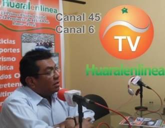 Pedro Minaya Necesitamos un nombre regional que nos genere unidad huaralenlinea.com
