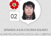 zenaida huaralenlinea.com
