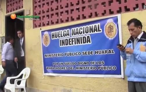 Trabajadores del Poder Judicial levantan huelga y reinician sus labores el 2 de enero