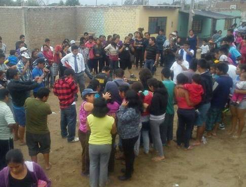 Matan a a un joven en Chancay