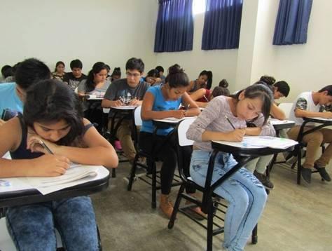 Resultados del I Examen de Control 2017-I del Centro Preuniversitario de la UJFSC