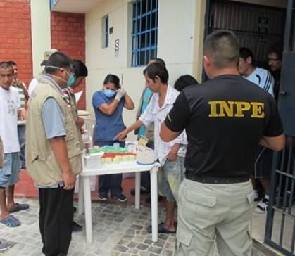 Autoridades del penal de Huaral reubican a internos con TBC para evitar contagio