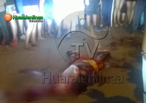Matan a balazos a un hombre en Huaral