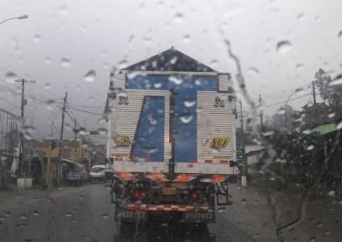 Carretera Huaral - Acos Huayllay es recomendada como ruta alterna tras lluvias en la Carretera Central