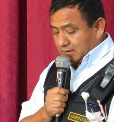 A consecuencia de accidente en Chancay fallece ex jefe del serenazgo Huacho