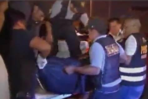 De tres disparos asesinan  a un  agente de aduanas en Puente Piedra
