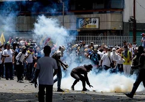 40 muertos la triste realidad de Venezuela tras un mes y medio de protestas