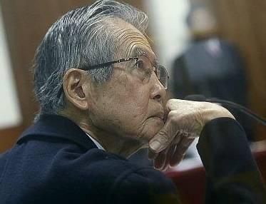 Piden indultar a Alberto Fujimori