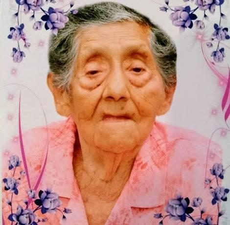 María Buitron Vda.de Ramirez