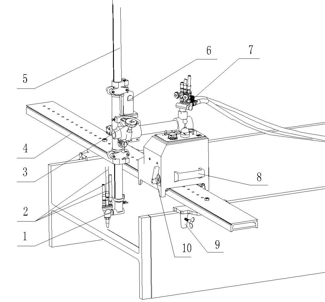 Cg1 2 H Beam Cutter