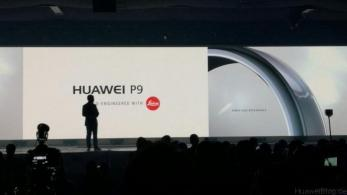 Huawei P9 - Präsentation - London