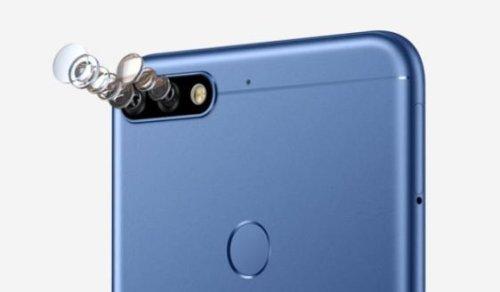 honor 7C Dual Kamera