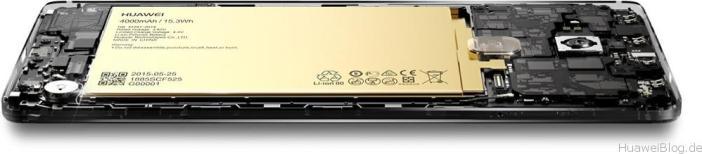Huawei Mate 8 Akku
