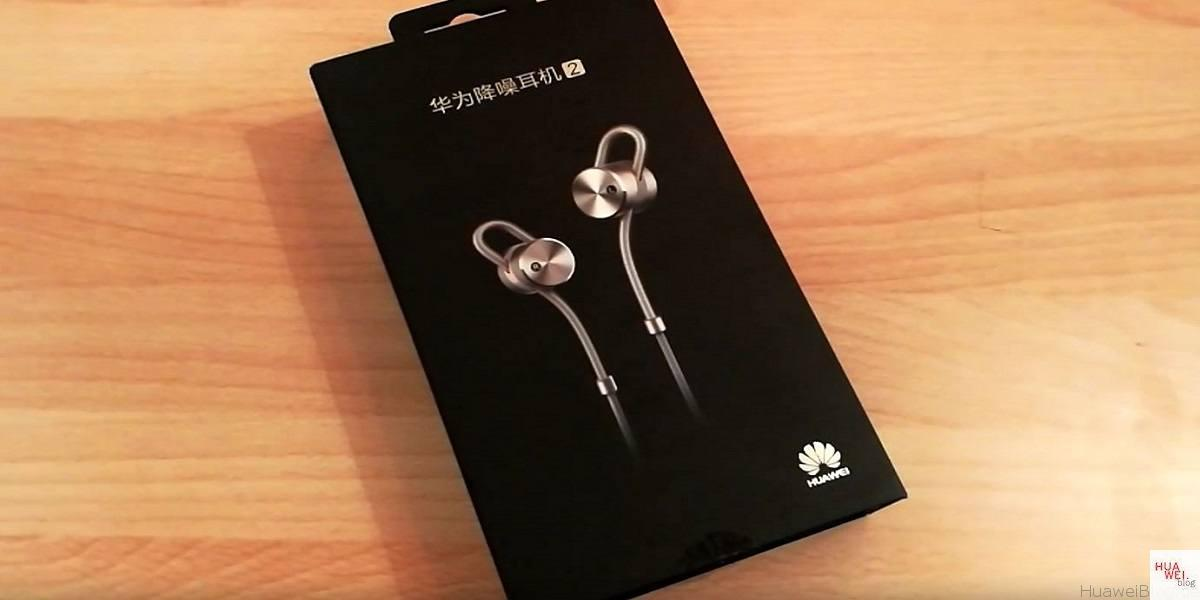 huawei active noise cancelling kopfh rer unboxing. Black Bedroom Furniture Sets. Home Design Ideas