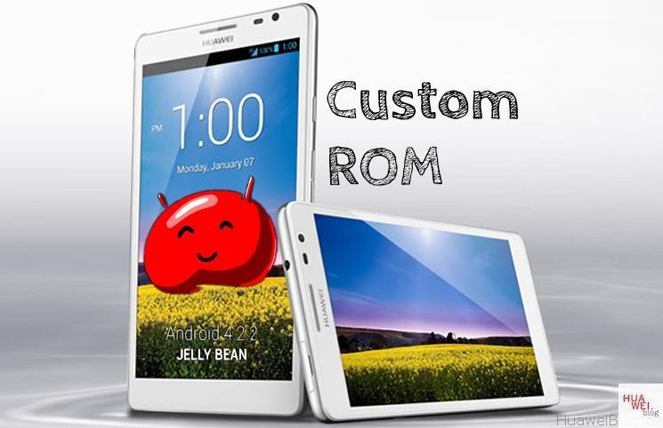 Huawei ascend mate 1 custom rom