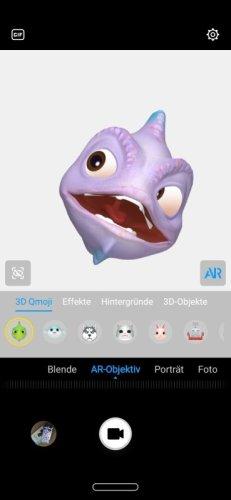 Huawei Mate 20 Lite 3D Qmoji