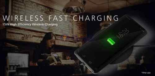 Huawei Mate 20 Wireless Charging