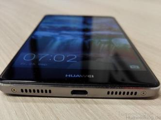 Huawei Mate S USB
