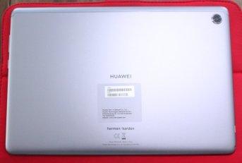 Huawei MediaPad M5 Lite Ansicht Back