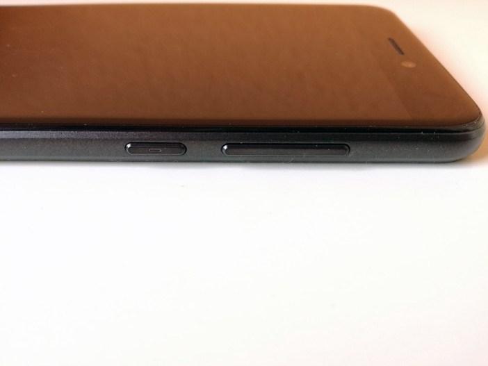 Huawei P8 Lite 2017 Seite