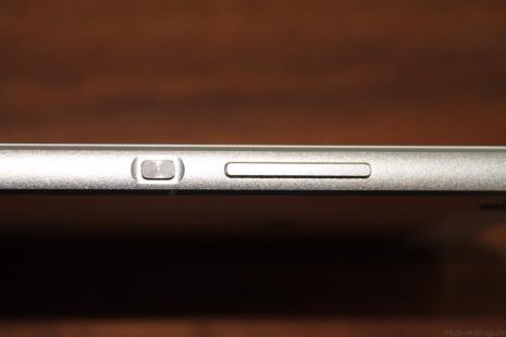 Huawei P8 - Lautstärke - Power Knopf