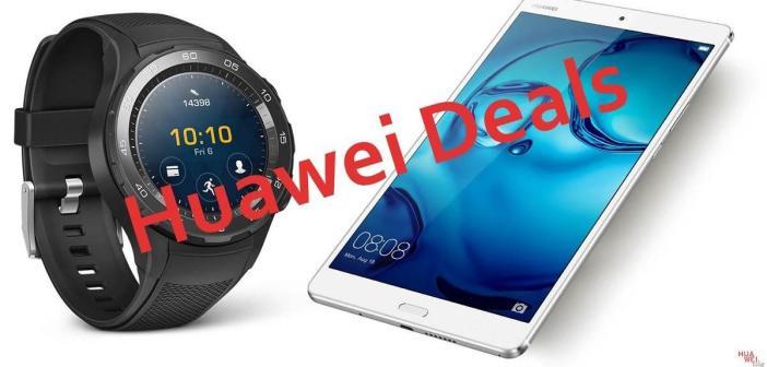 Huawei Schnäppchen Deals