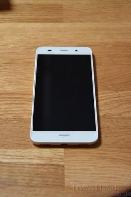 Huawei Y6_Front