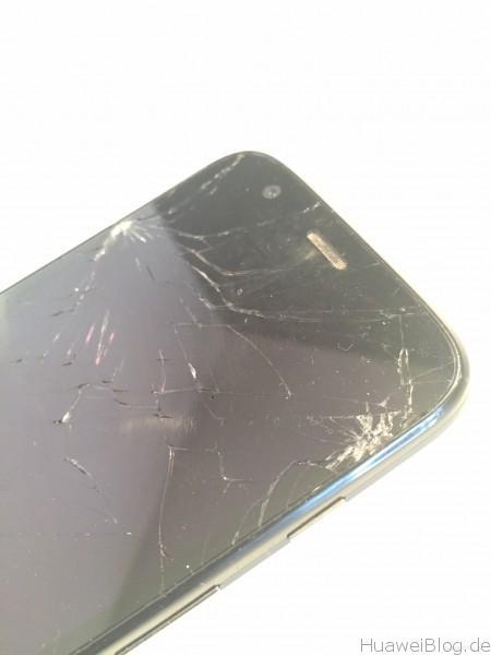 Defektes Moto G - Display kaputt