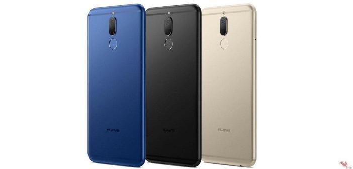 Huawei Mate 10 lite offiziell vorgestellt