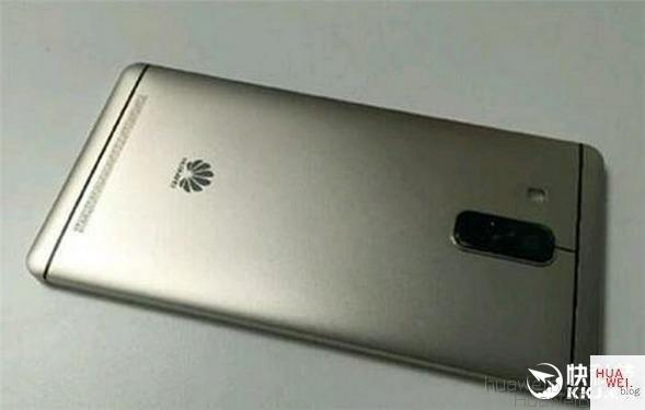 Mate 8 back leak