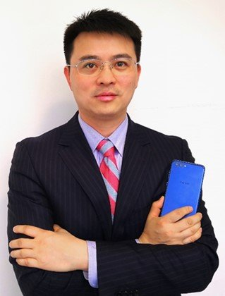 Michael Pan - President honor WEU