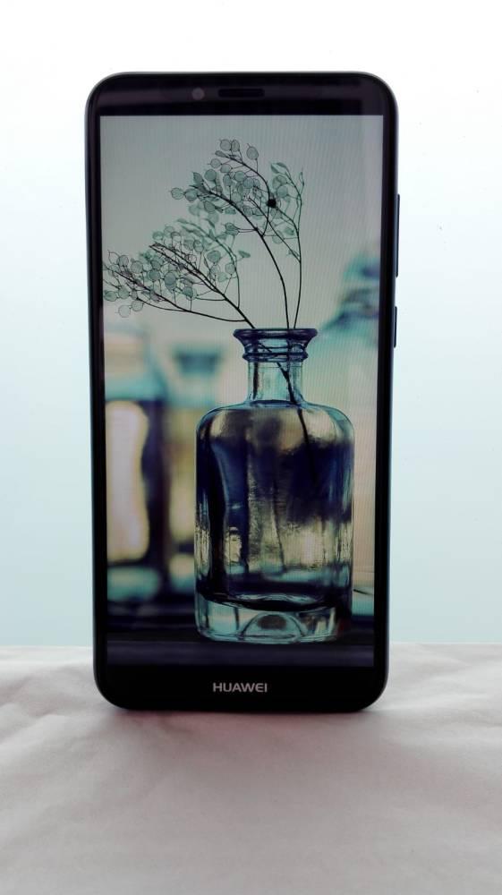 Huawei Y7 Vorderseite