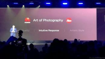 Huawei P9 - Präsentation - London - Leica