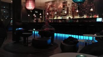 Huawei P8 Fan Event - Hotel Lobby