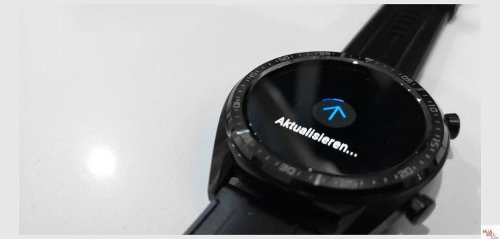 HUAWEI Watch GT erhält Firmware Update mit einigen Verbesserungen