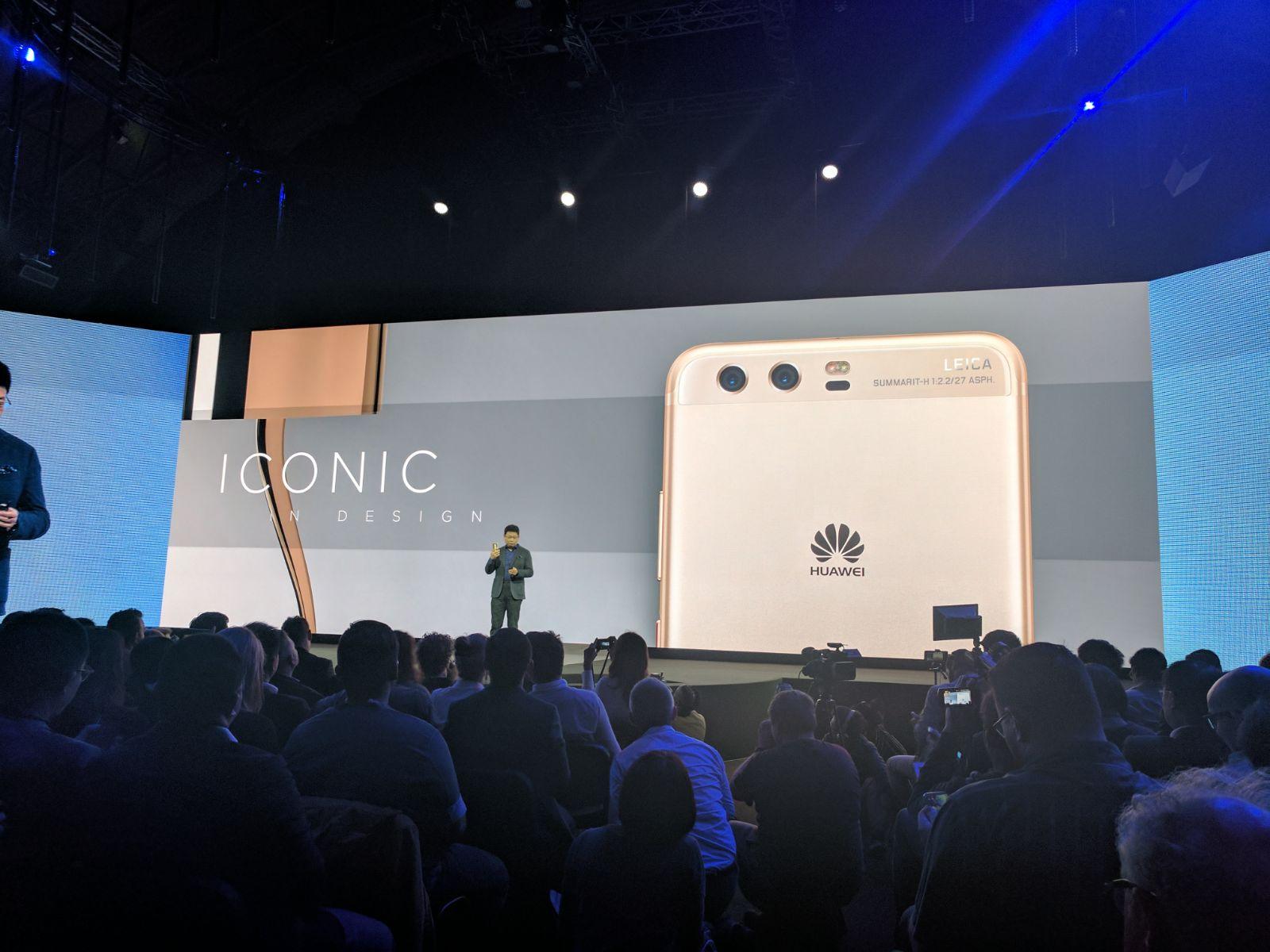 Huawei P10 / P10 Plus - Design Ikone