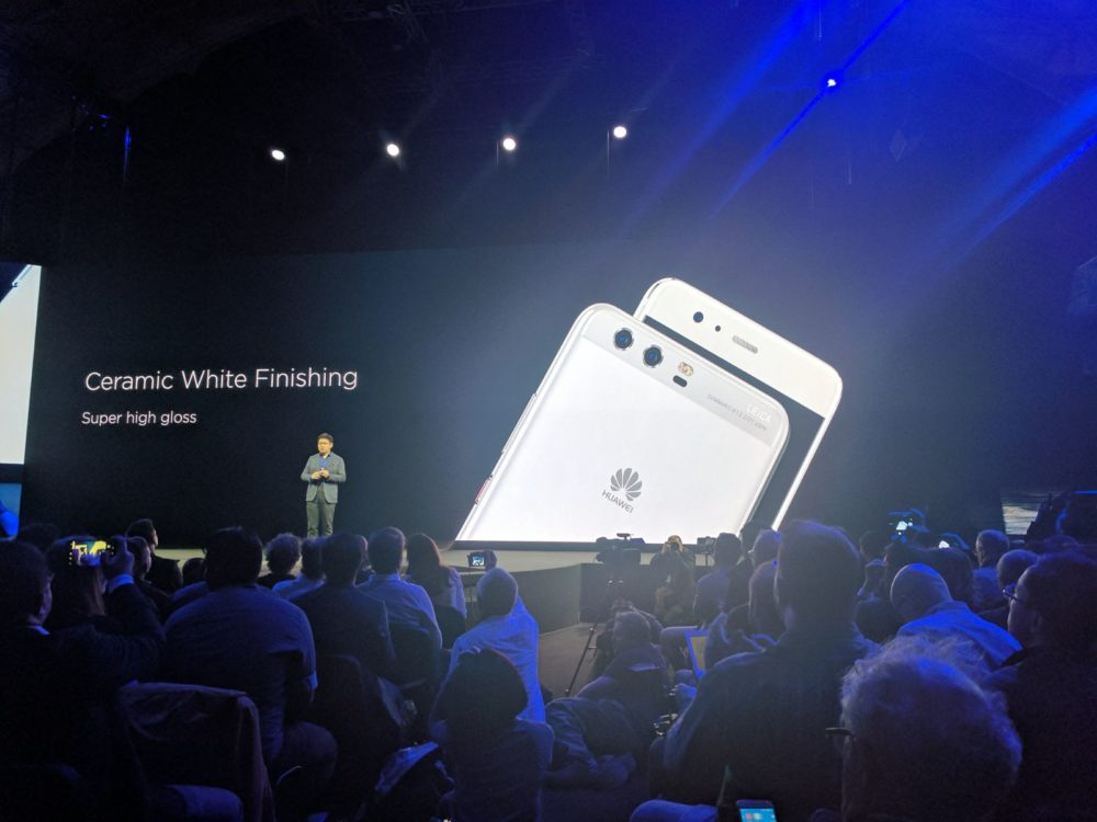 Huawei P10 / P10 Plus - Ceramic White