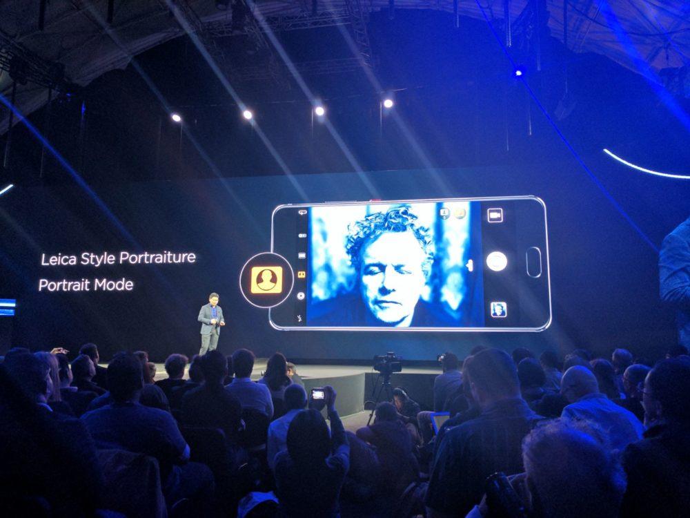 Huawei P10 - Leica - Porträt Modus