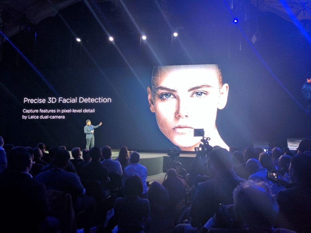Huawei P10 - Leica - Porträt Modus - 3D Gesichtserkennung