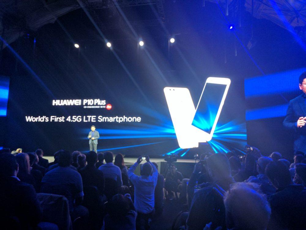 Huawei P10 Plus - 4.5G