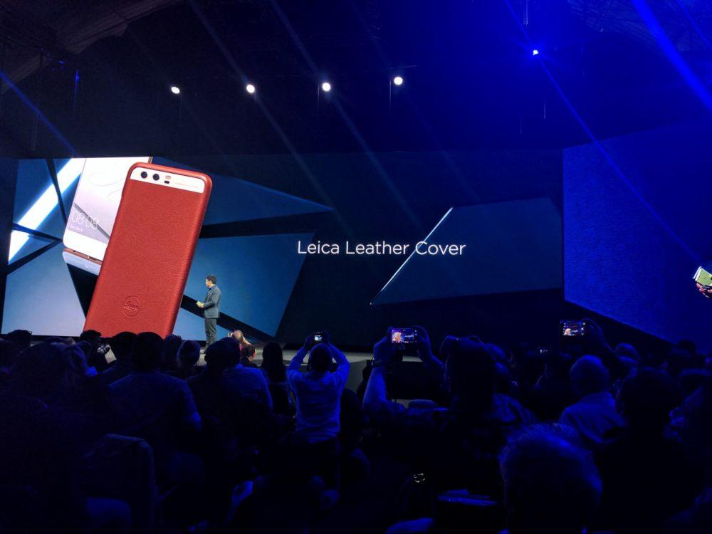 Huawei P10 - Zubehör - Leica - Leder